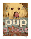 Pup-A-Liscious Limited Edition by M.J. Lew