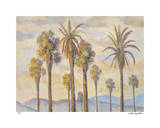 Palm Desert Grove I Giclee Print by David Harris