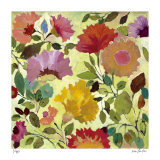 Nasturtiums Limited Edition by Kim Parker