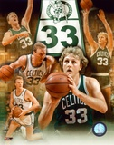 Larry Bird - Legends Of The Game Composite - ©Photofile Poster