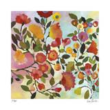 Treillis de roses Edition limitée par Kim Parker