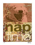 Nap Time Limited Edition by M.J. Lew