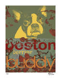 Boston Buddy Limited Edition by M.J. Lew