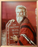 Charlton Heston Print
