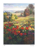 Fields of Italia I Giclee Print by Roberto Lombardi