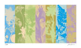 GardenSpirits I Giclee Print by Lois Bender