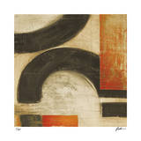 Retro Inspired III Giclee Print by  Judeen