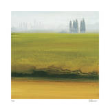 Tuscan Field II Limited Edition by Elise Remender
