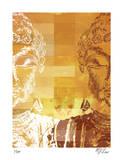 Reflections of Buddha II Edition limitée par M.J. Lew