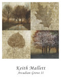 Arcadian Grove II Prints by Keith Mallett