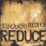 Reduce Poster von Wani Pasion