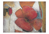 Full Blossom I Print by Don Li-Leger