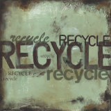 Recycle Posters by Wani Pasion