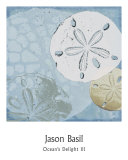Ocean's Delight III Prints by Jason Basil