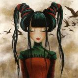 The Crows Affiches par  Misstigri
