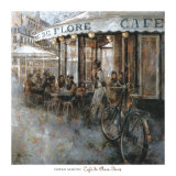 Cafe de Flore, Paris Prints by Noemi Martin
