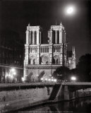 Notre-Dame de Paris Affiches par Janine Niepce