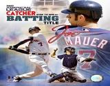 Joe Mauer Posters