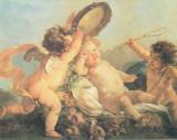 Festa di Putti Art by Lucien Boucher