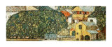 Church at Unterach Prints by Gustav Klimt