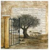 Le Portail Prints by Véronique Didier-Laurent