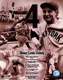 Lou Gehrig - Legends of the Game Composite - ©Photofile Posters