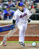 David Wright 1st Mets Hit 2009 Citi Field Inaugural Game Photo