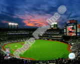 2009 Citi Field Inaugural Game Photo