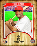 Torii Hunter 2009 Studio Plus Photo