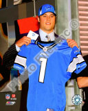 Matt Stafford 2009 Draft Day Photo