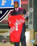 Michael Crabtree 2009 Draft Day Photo