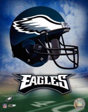 Philadelphia Eagles Helmet Logo ©Photofile Posters