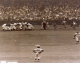 Bobby Thomson - 1951 Home Run Celebration (at home plate) - &#169;Photofile Art