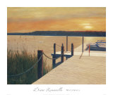 Waterways Prints by Diane Romanello