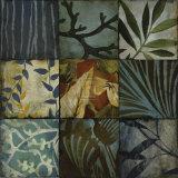 Tile Patterns II Posters par John Douglas