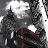 Underground Poster by Jurek Nems