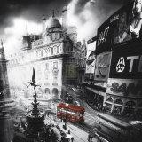 Piccadilly Affiches par Jurek Nems