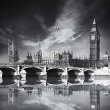 Westminster Palace Prints by Jurek Nems