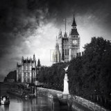Houses of Parliament Posters by Jurek Nems