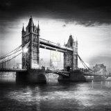 Pont de Londres Posters par Jurek Nems
