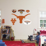 Texas Longhorns Logo Wall Decal