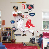 Dustin Pedroia Wall Decal