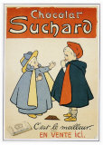 Chocolat Suchard Prints