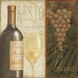 Carta de vinos II Láminas por Daphne Brissonnet