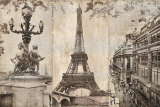 Paris I Prints by Pela &amp; Silverman 