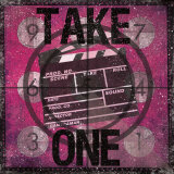 Take One Posters by Louise Carey