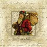 Babbo Natale Prints by Stephanie Marrott