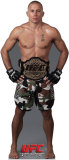 UFC - Georges St Pierre Cardboard Cutouts