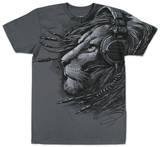 Fantasi, løve T-skjorter