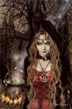 Victoria Frances - Cauldron Photo